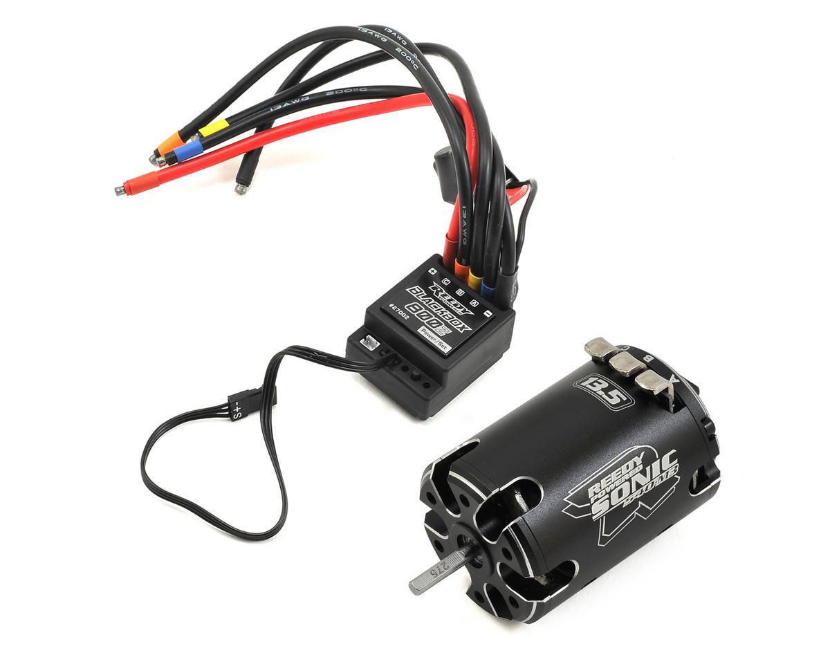 Reedy Blackbox 800Z ESC/Sonic 540-M3 Short Stack 1S Brushless Combo (13.5T)