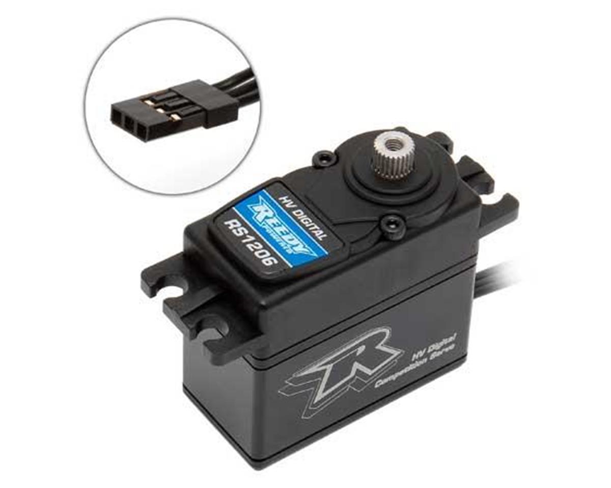 Reedy RS1206 Digital Hi-Speed Competition Servo (High Voltage)