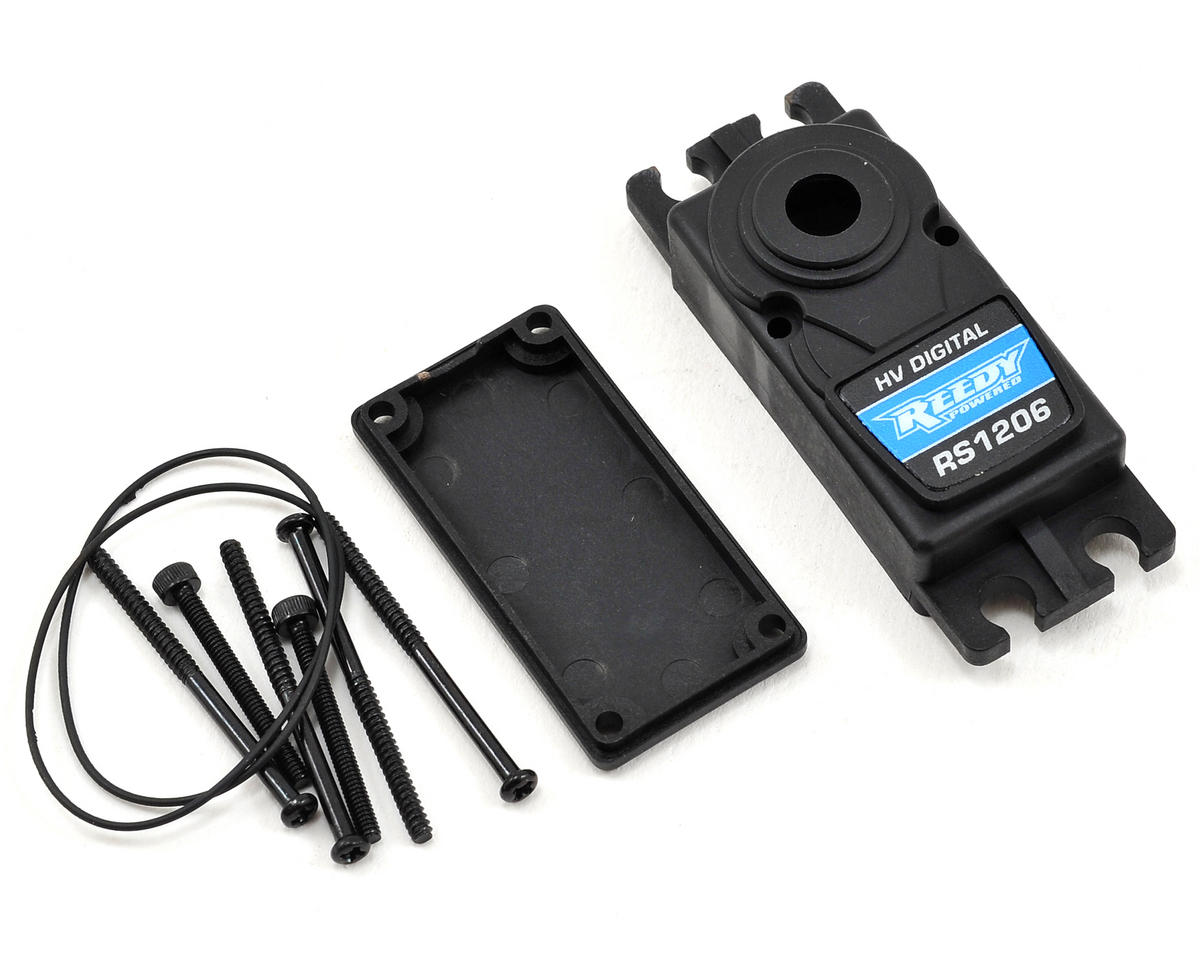 Reedy RS1206 Servo Case Set