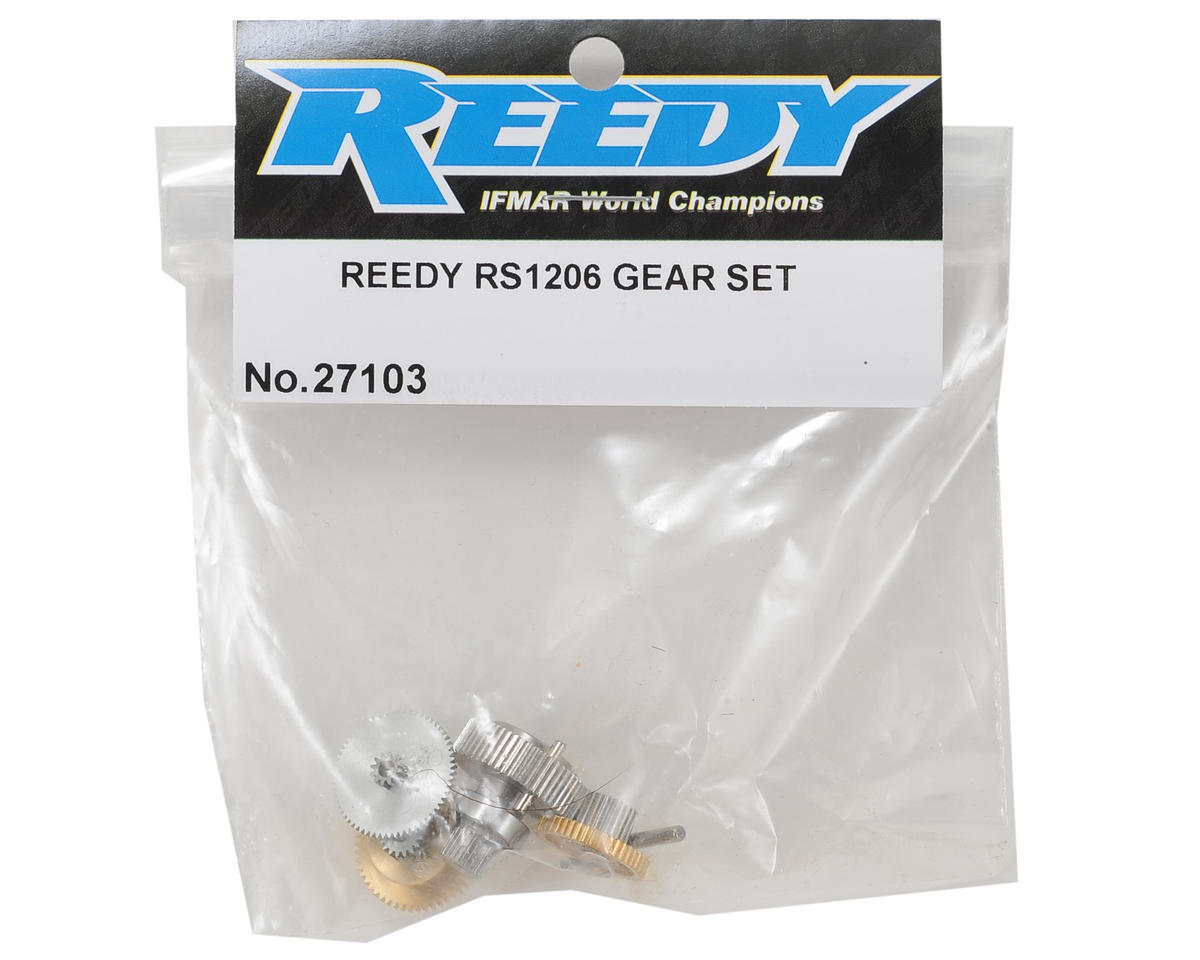 Reedy RS1206 Servo Gear Set
