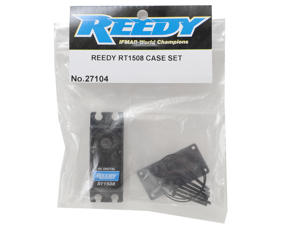 Reedy RT1508 Servo Case Set