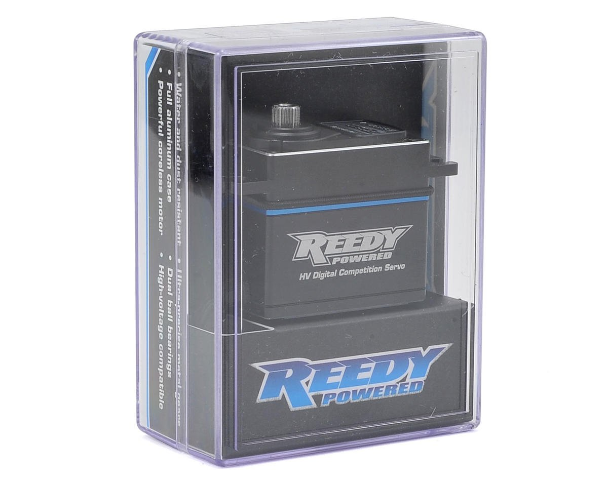 Reedy RT2207A Digital Hi-Torque Aluminum Competition Servo (High Voltage)