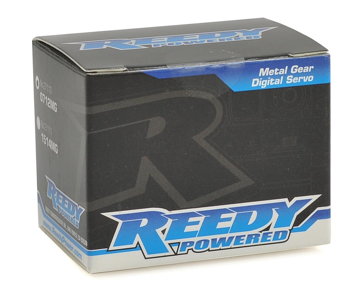 Reedy 0712MG Digital Hi-Speed Metal Gear Servo (High Voltage)