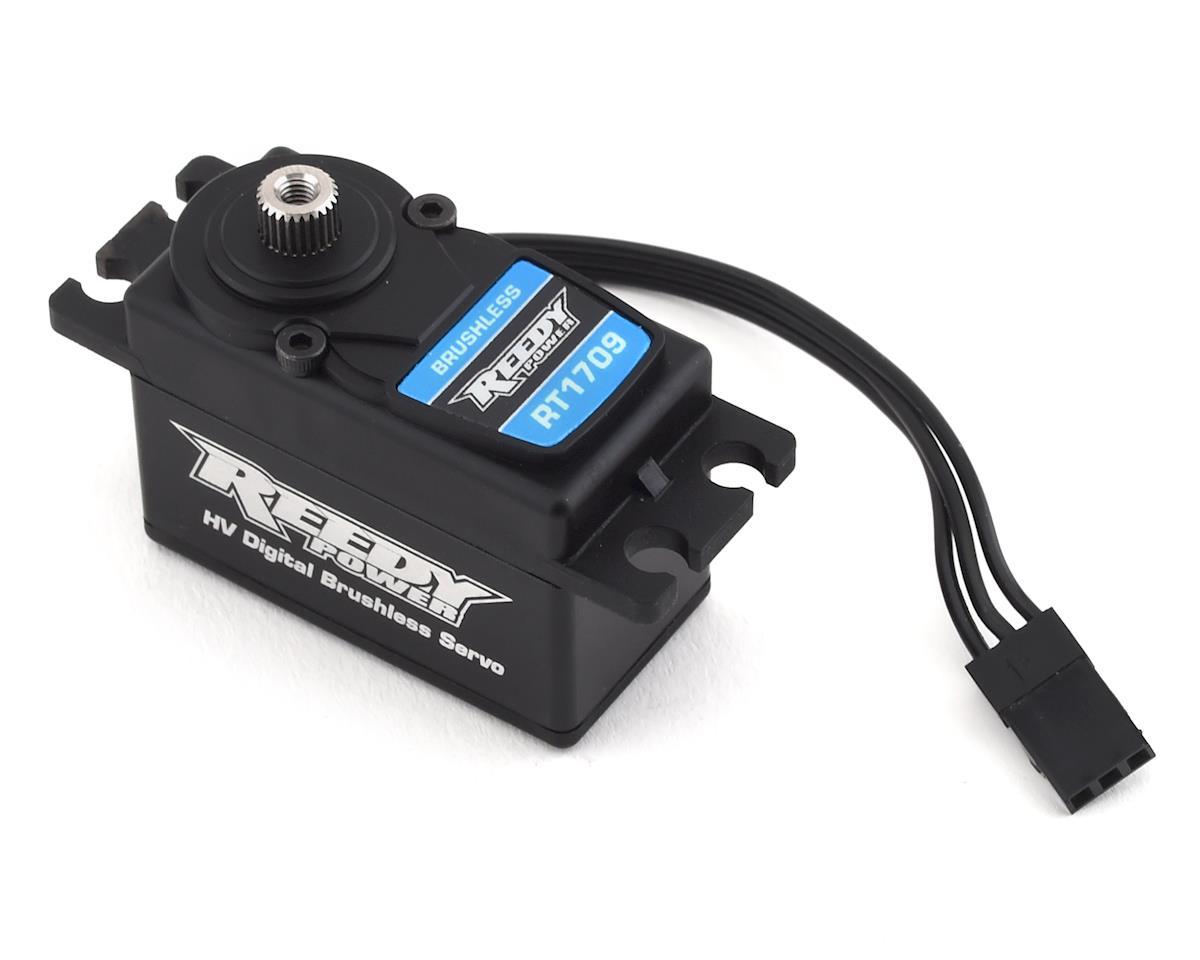 Reedy RT1709 Low Profile Digital Hi-Torque Brushless Servo (High Voltage)