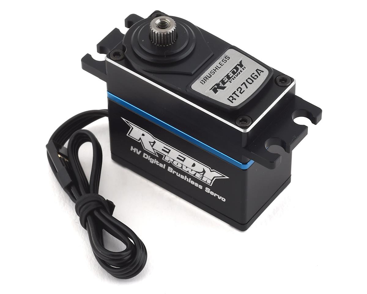 Reedy R2706A Digital Hi-Torque Metal Gear Brushless Servo (High Voltage)