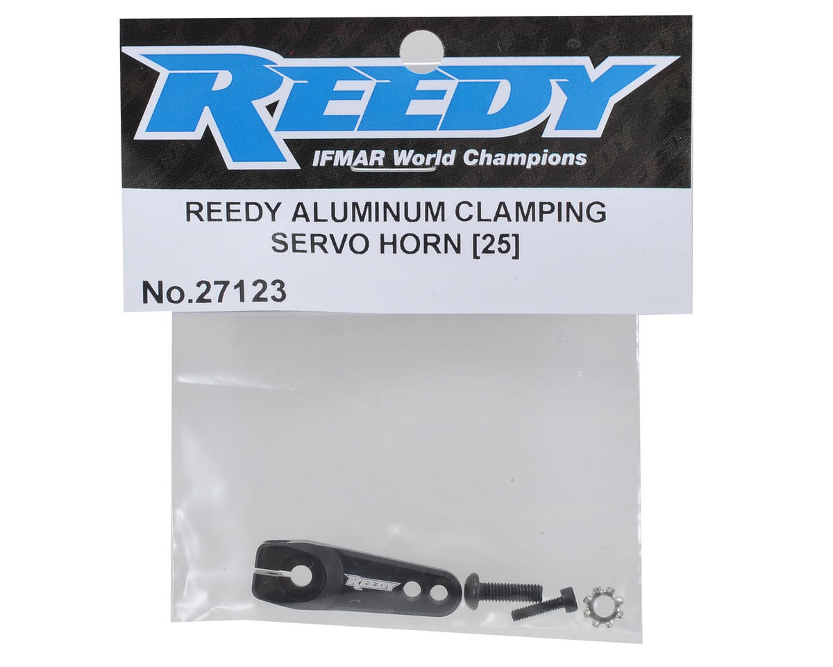 Image 2 for Reedy Aluminum Clamping Servo Horn (25T-Reedy)
