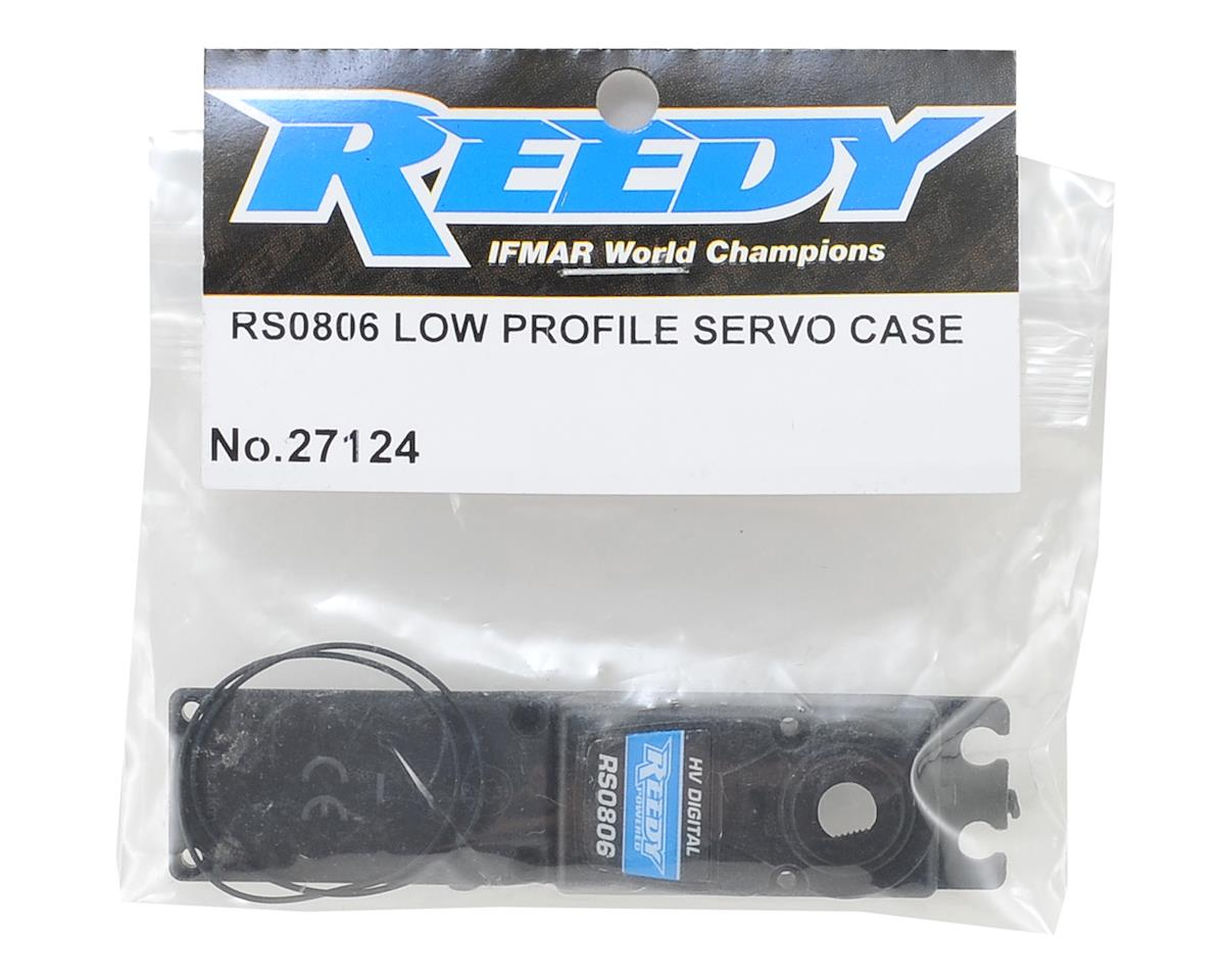 RS0806 Low Profile Servo Case Set by Reedy