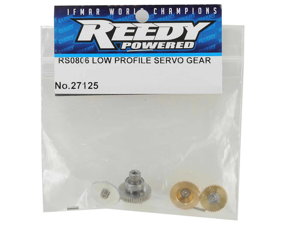 Team Associated Reedy RS0806 Servo Gear Set