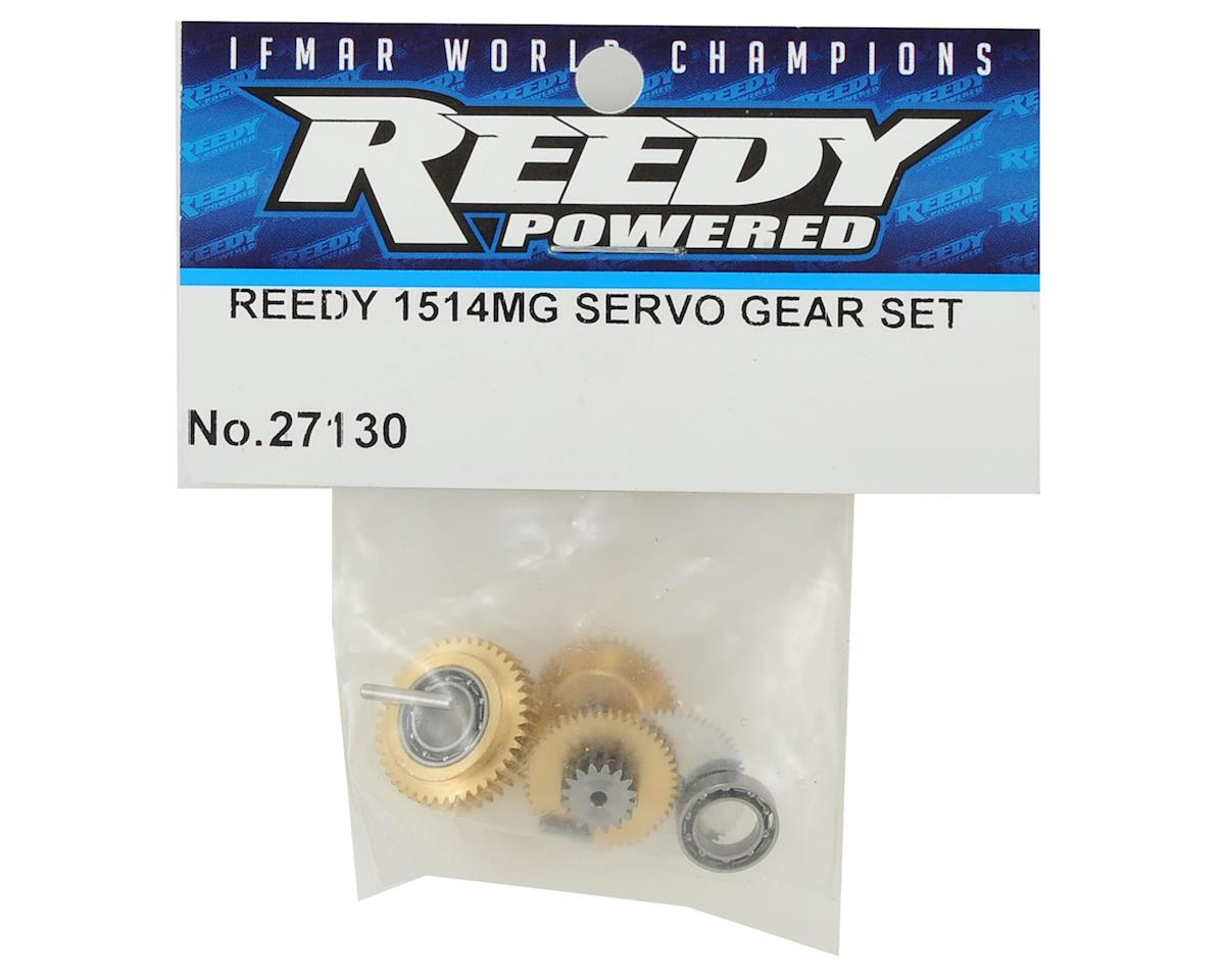 Team Associated Reedy 1514MG Servo Gear Set