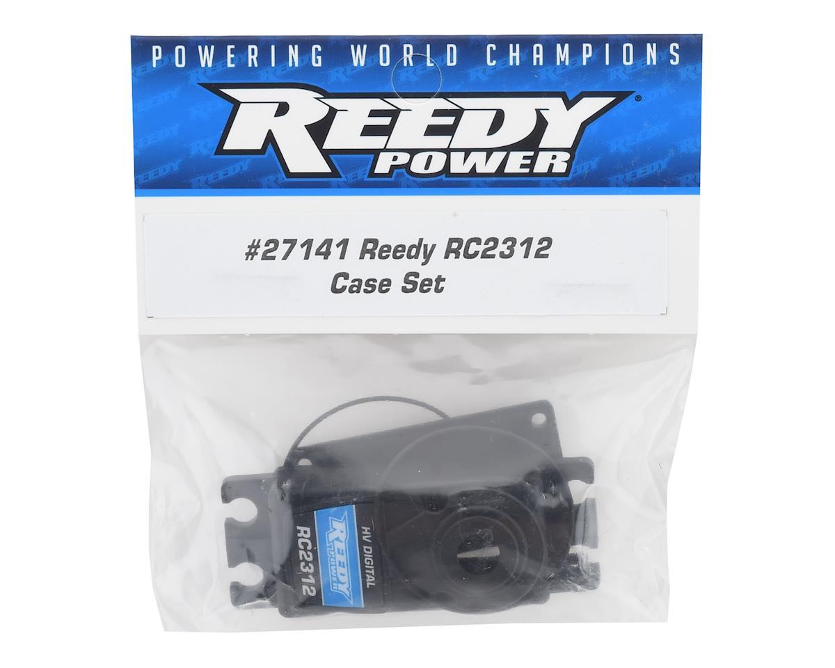 Reedy RC2312 Servo Case Set
