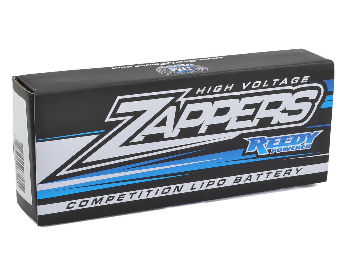 Reedy Zappers HV 2S Hard Case LiPo 100C Competition Battery Pack (7.6V/6000mAh)