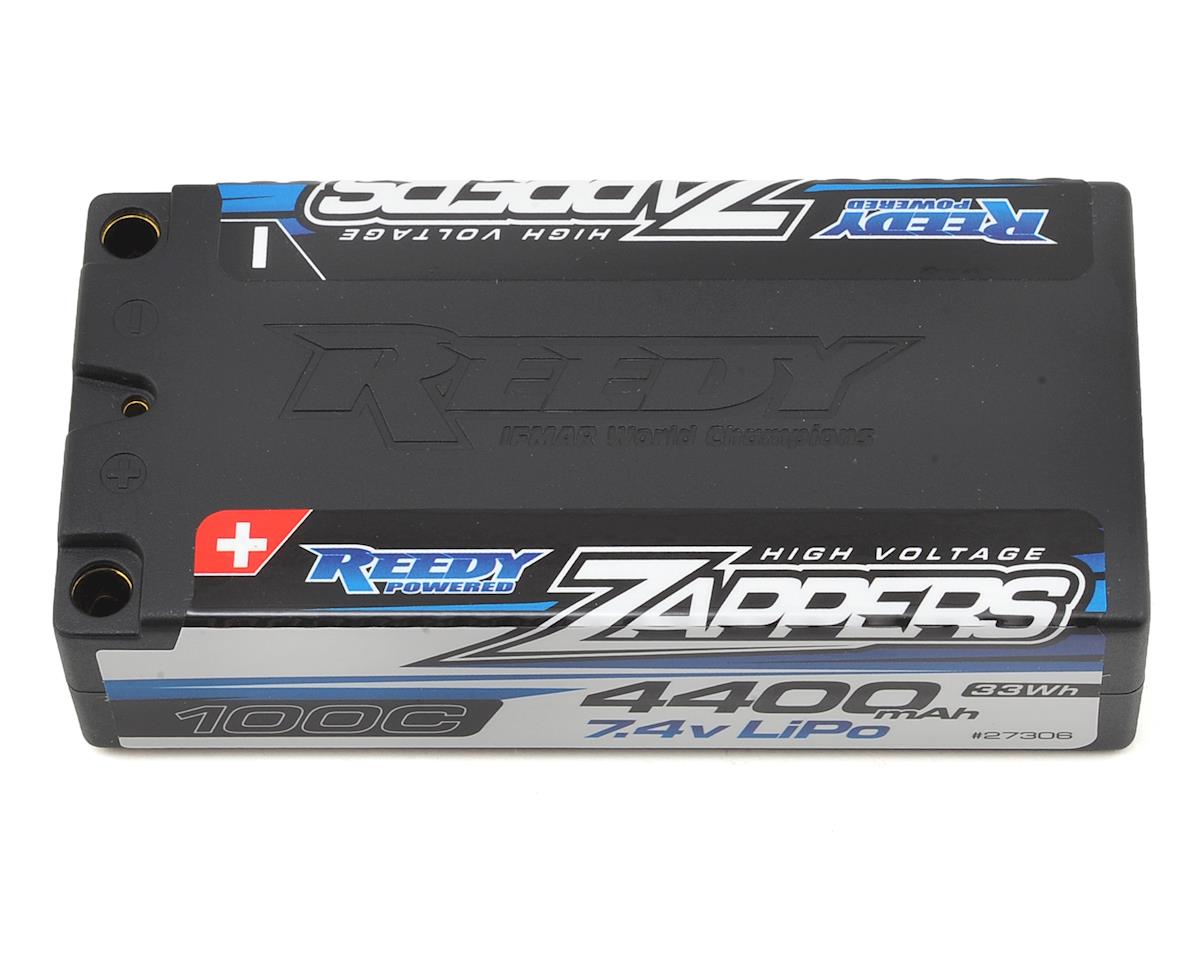 Reedy Zappers 2S Hard Case LiPo 100C Shorty Battery (7.4V/4400mAh)