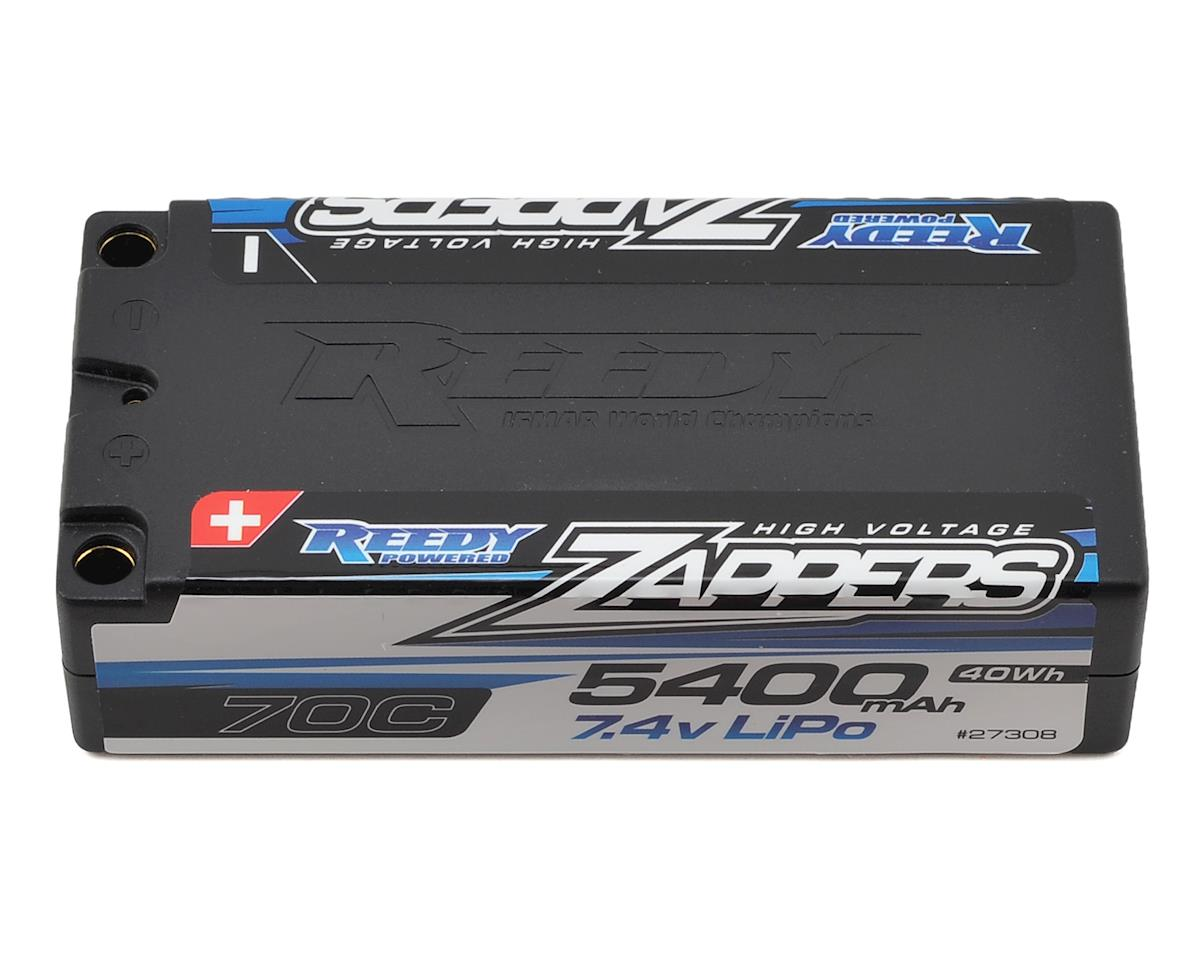 Zappers 2S Hard Case LiPo 70C Shorty Battery (7.4V/5400mAh)