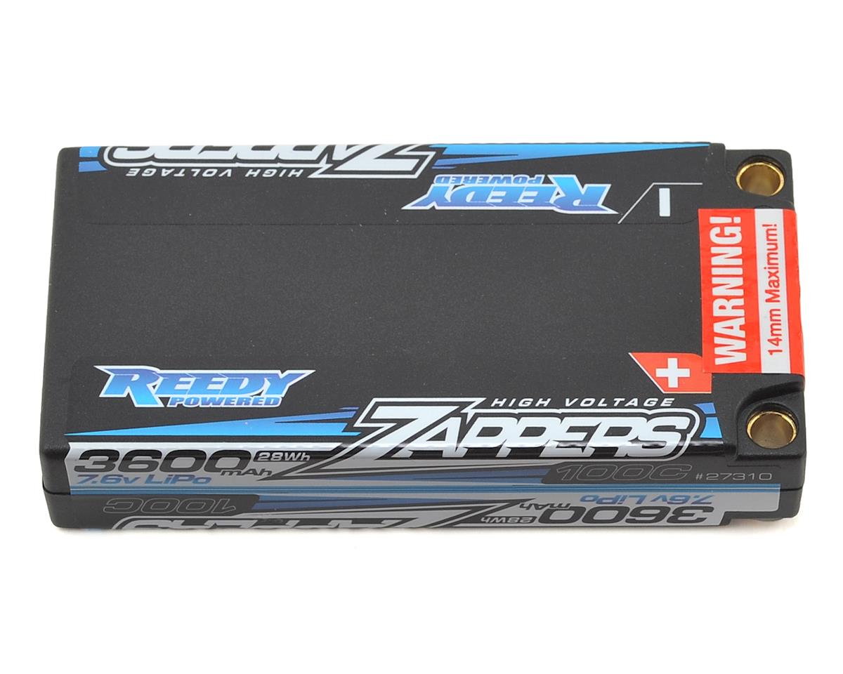 Zappers Low-Profile HV 2S Hard Case LiPo 100C Shorty