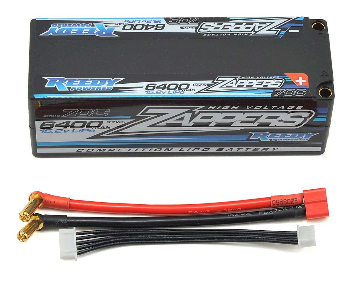 Zappers 4S Hard Case LiPo 70C Battery (14.8V/6400mAh)