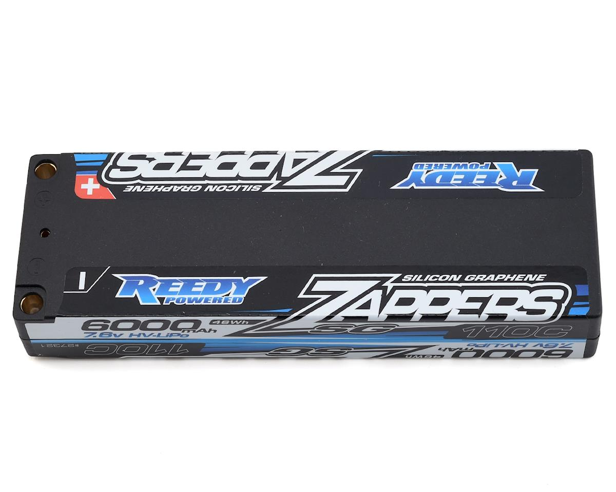 Reedy Zappers HV SG 2S 110C Hard Case LiPo Battery (7.6V/6000mAh)