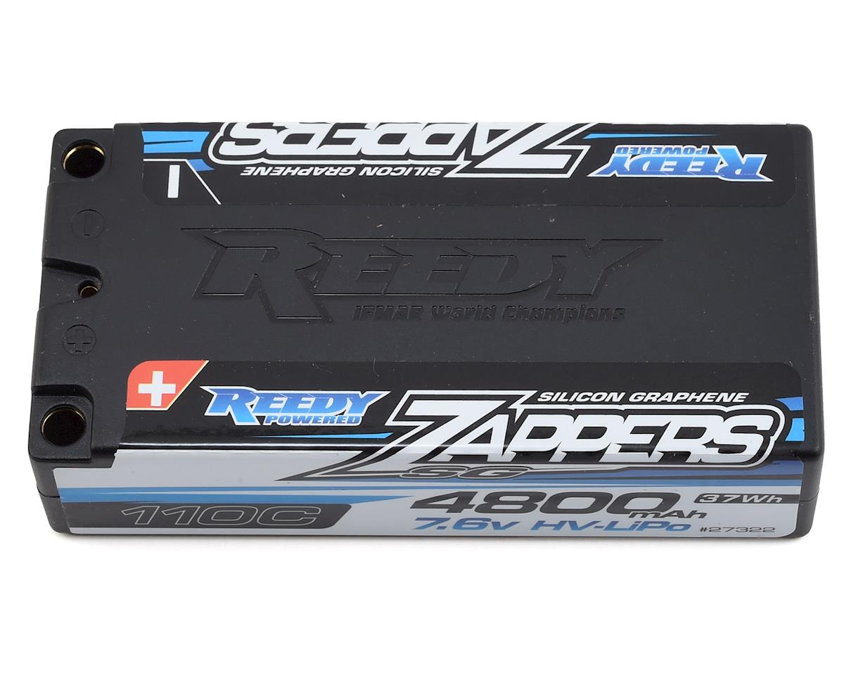 Zappers HV SG 2S Shorty 110C LiPo Battery (7.6V/4800mAh) by Reedy