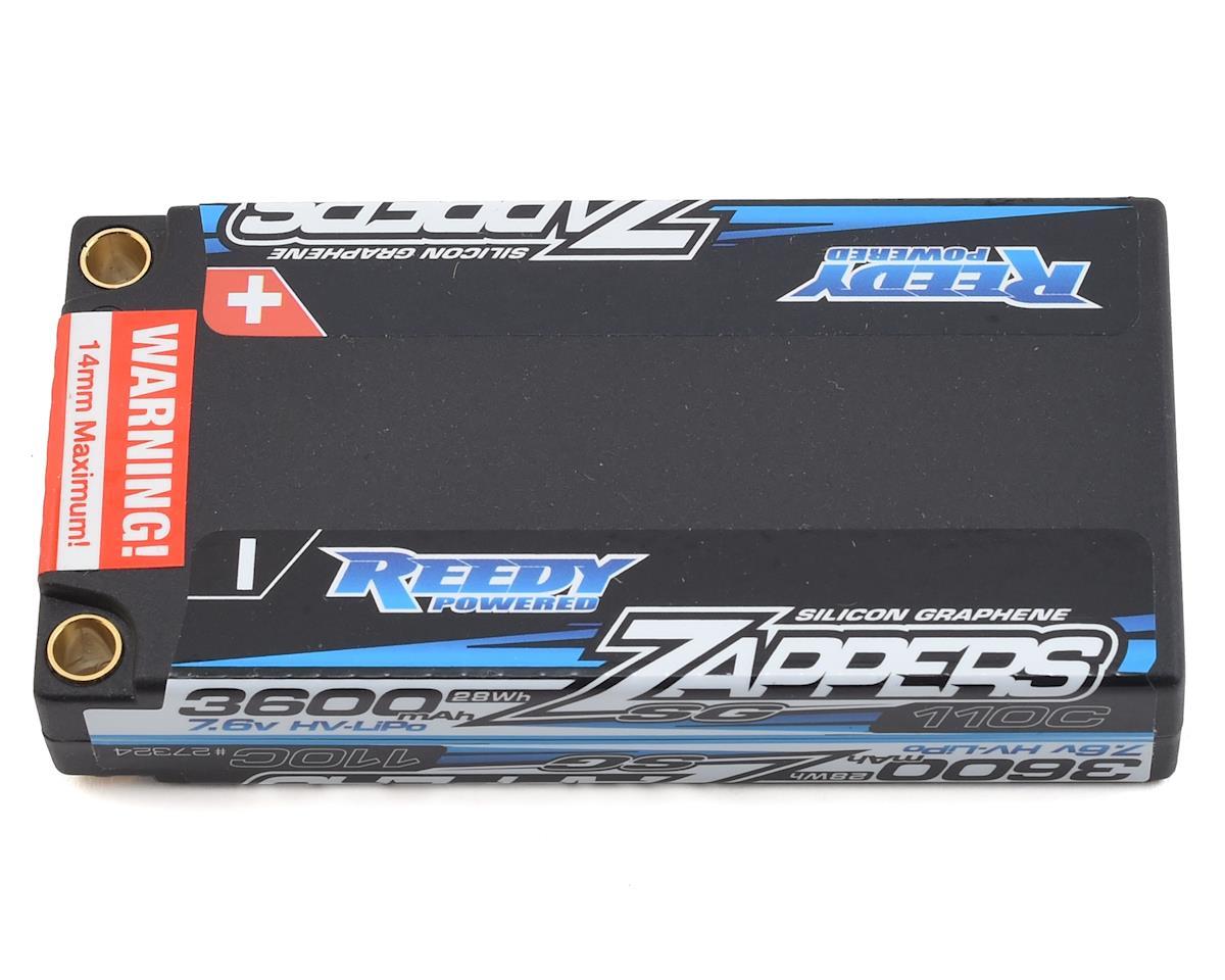 Reedy Zappers HV SG 2S Low Profile 110C LiPo Battery (7.6V/3600mAh)