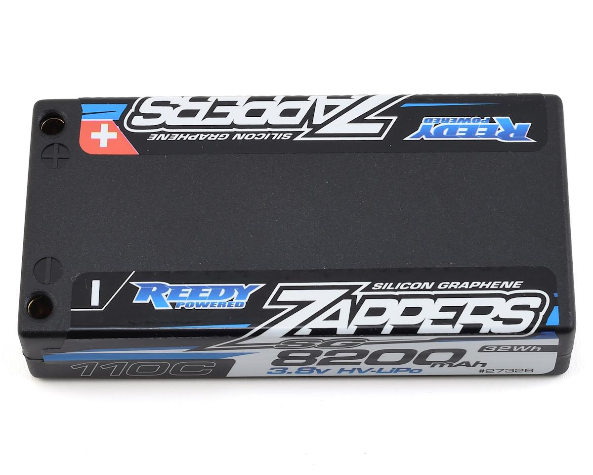 Reedy Zappers HV SG 1S 110C Hard Case LiPo Battery (3.8V/8200mAh)