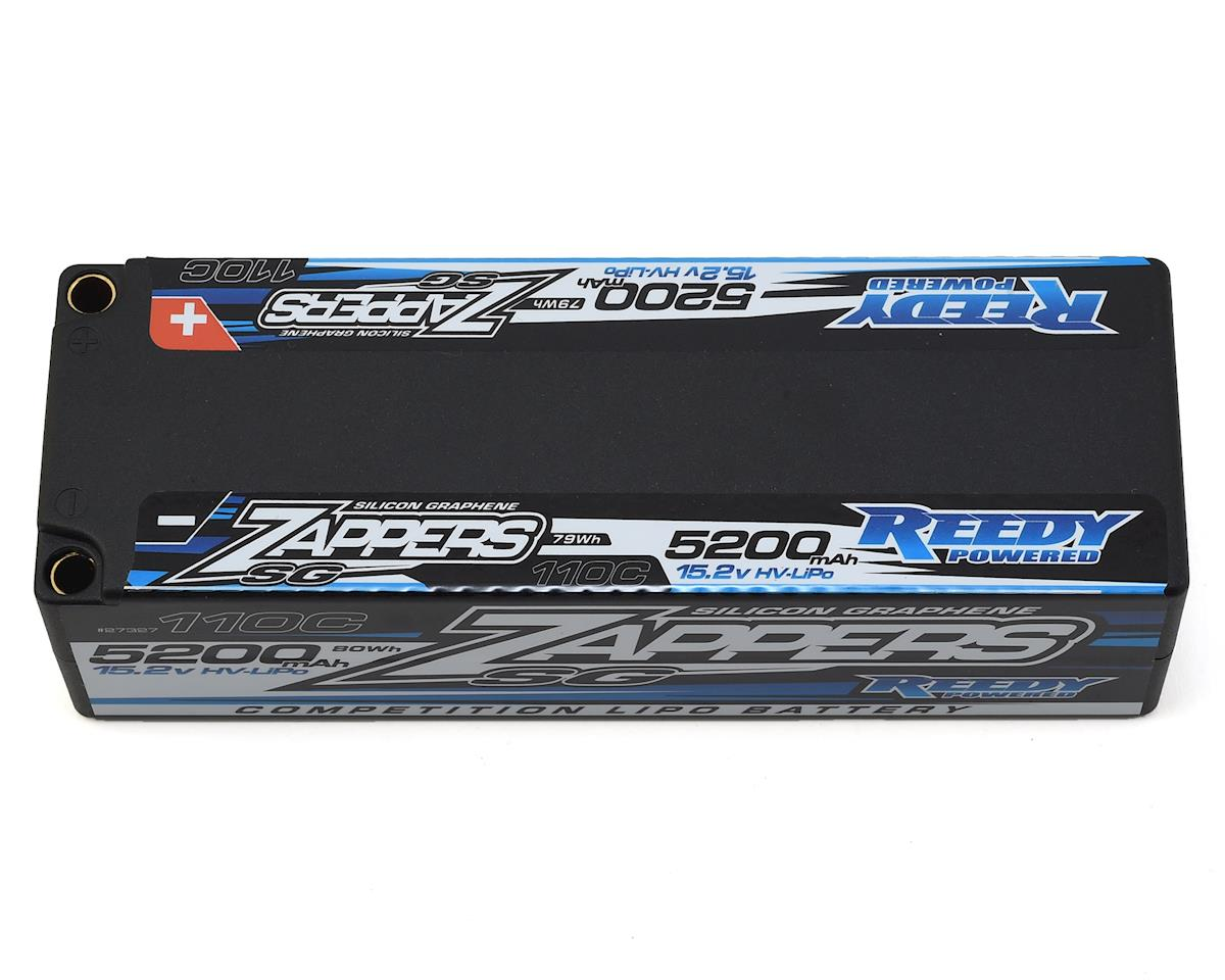 Reedy Zappers SG 4S Hard Case LiPo 110C LiHV Battery (15.2V/5200mAh)