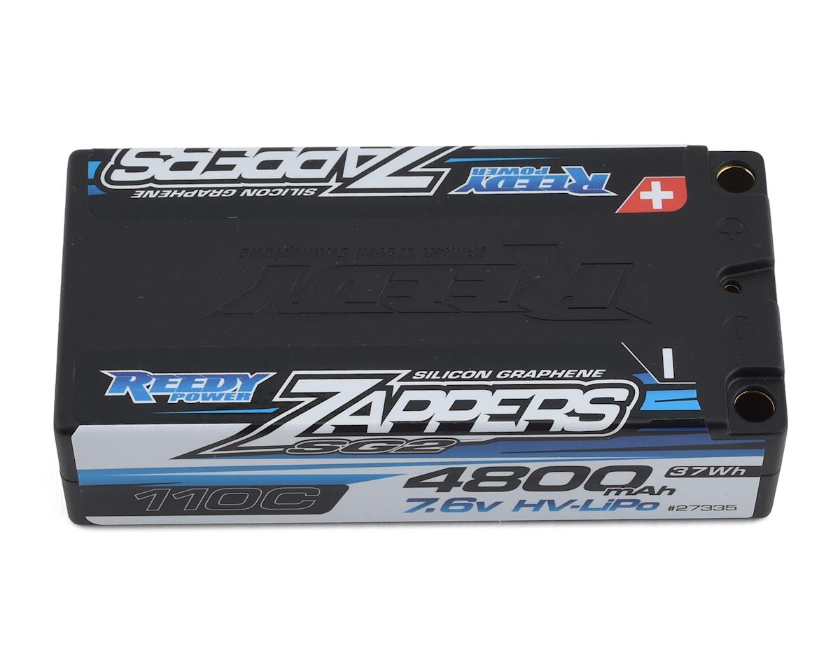 Reedy Zappers HV SG2 2S Shorty 110C LiPo Battery (7.6V/4800mAh)