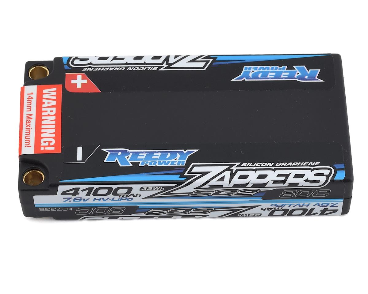 Reedy Zappers HV SG2 2S Low Profile Shorty 80C LiPo Battery