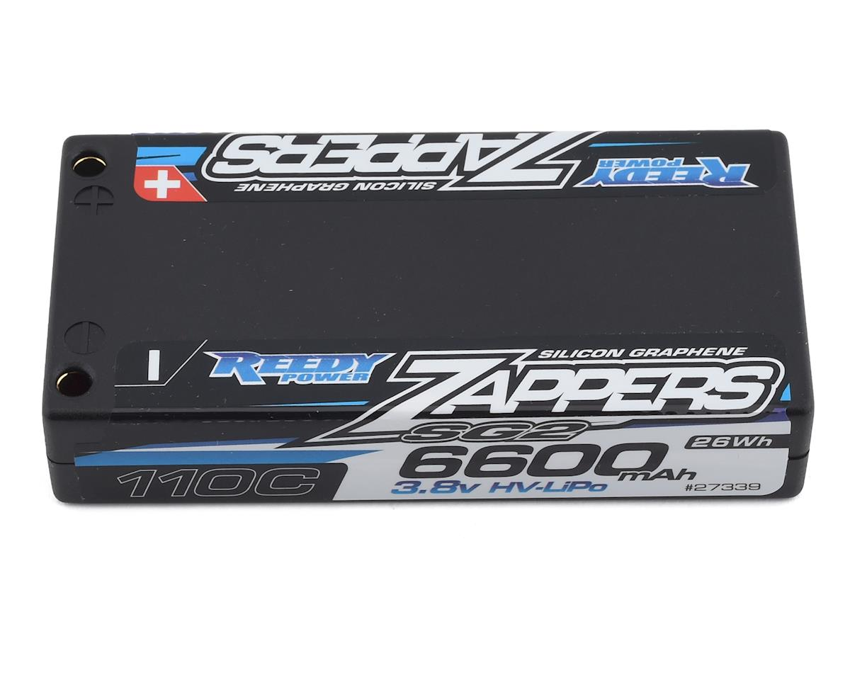 Reedy Zappers HV SG2 1S 110C LiPo Battery (3.8V/6600mAh)