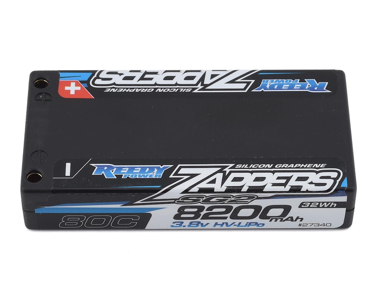 Reedy Zappers HV SG2 1S 80C LiPo Battery (3.8V/8200mAh)