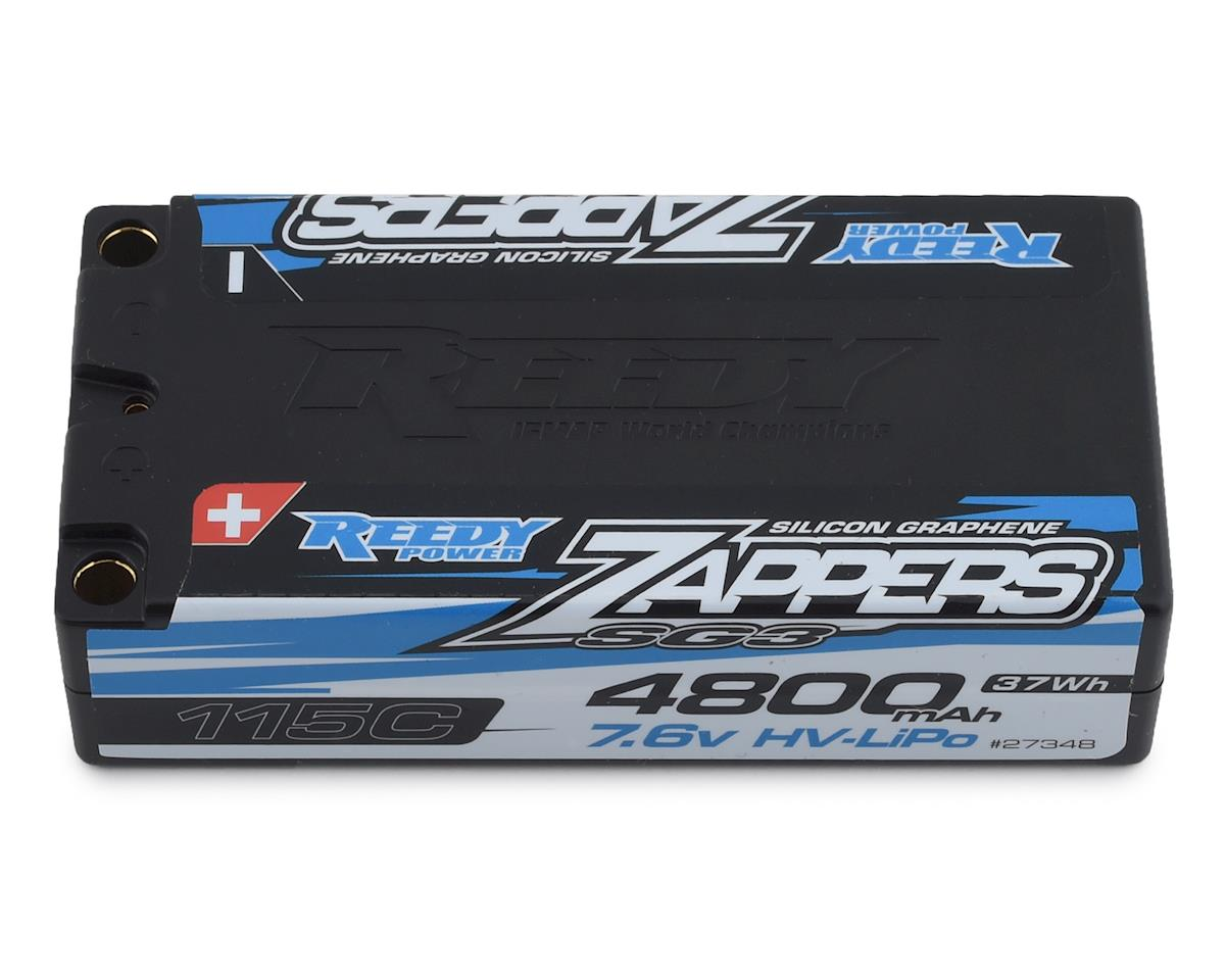 Reedy Zappers HV SG3 2S Shorty 115C LiPo Battery (7.6V/4800mAh) | alsopurchased