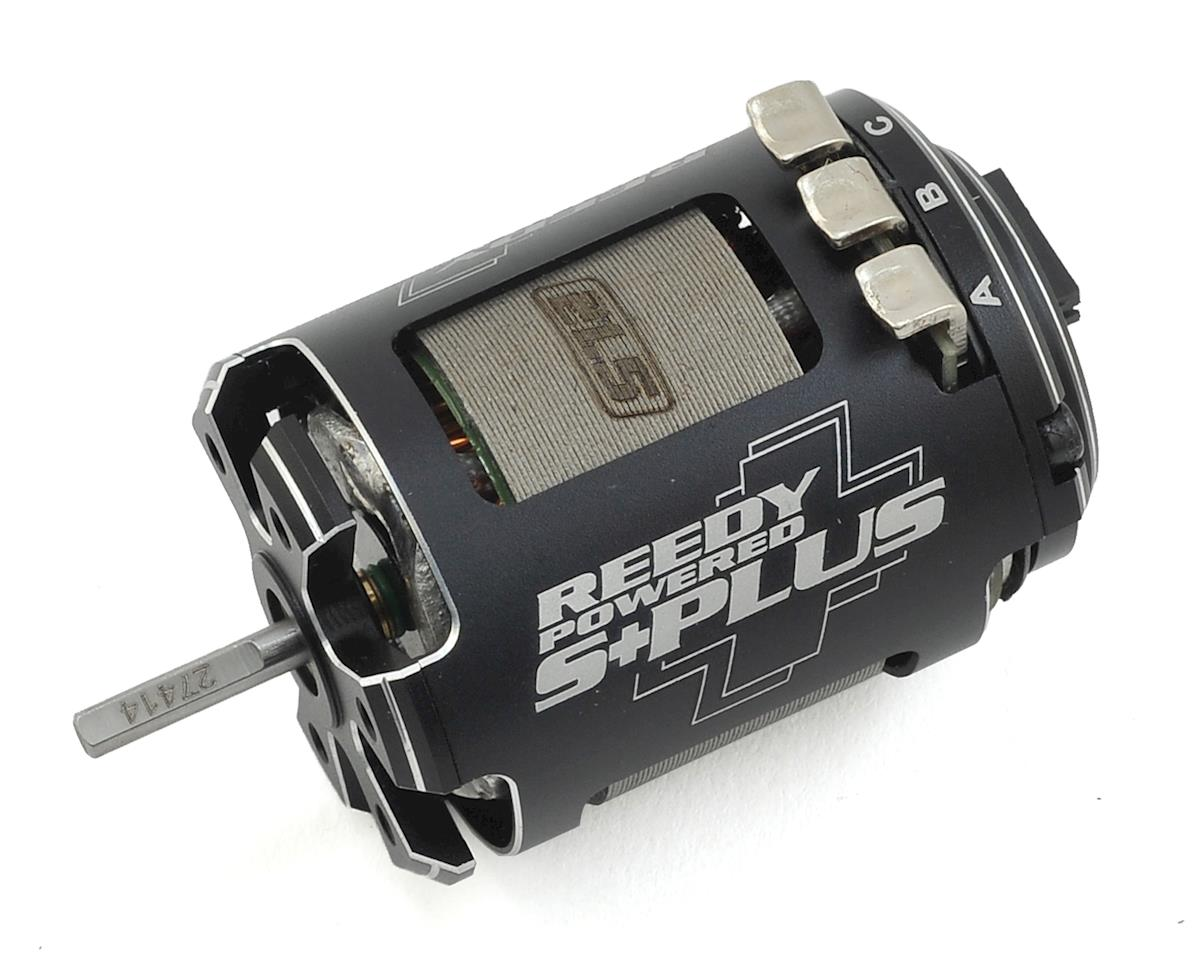S-Plus Competition Spec Brushless Motor (21.5T) by Reedy