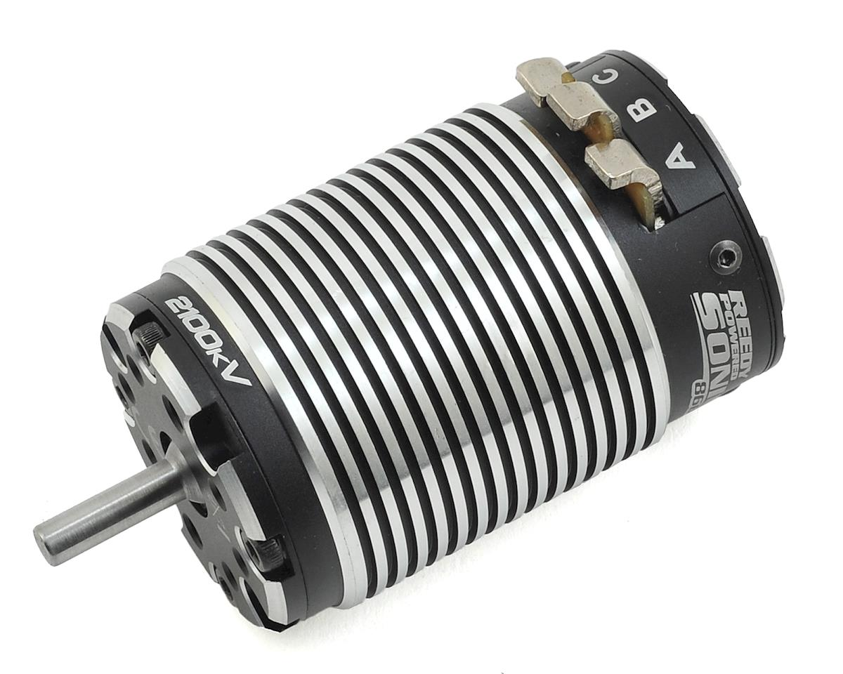 Reedy Sonic 866 1/8 Scale Buggy Sensored Brushless Motor (2100kV)
