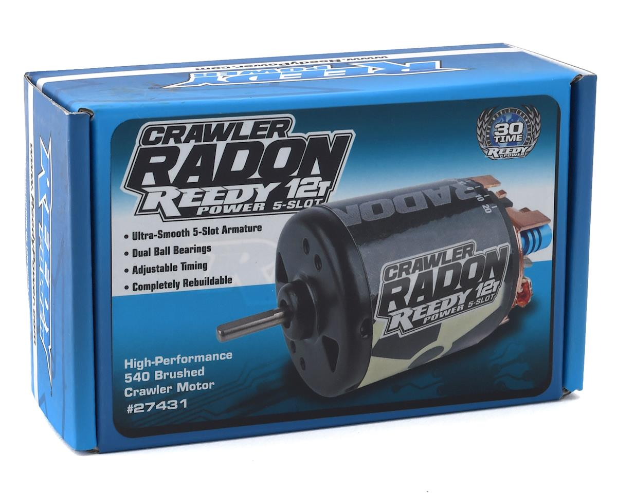 Reedy Radon 2 Crawler 5-Slot Brushed Motor (12T)