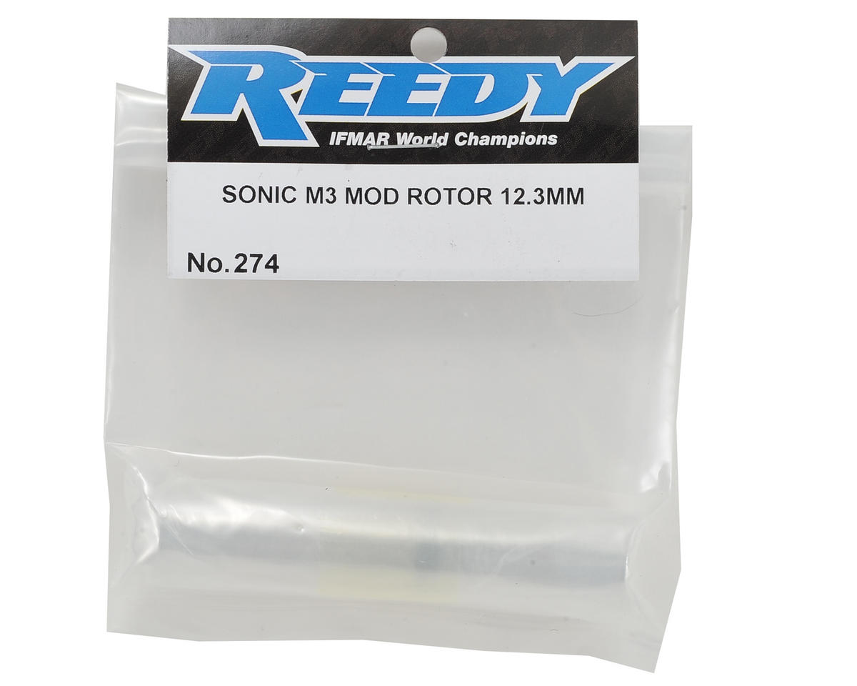 Reedy Sonic 540-M3 Modified Sintered Rotor (12.3mm)