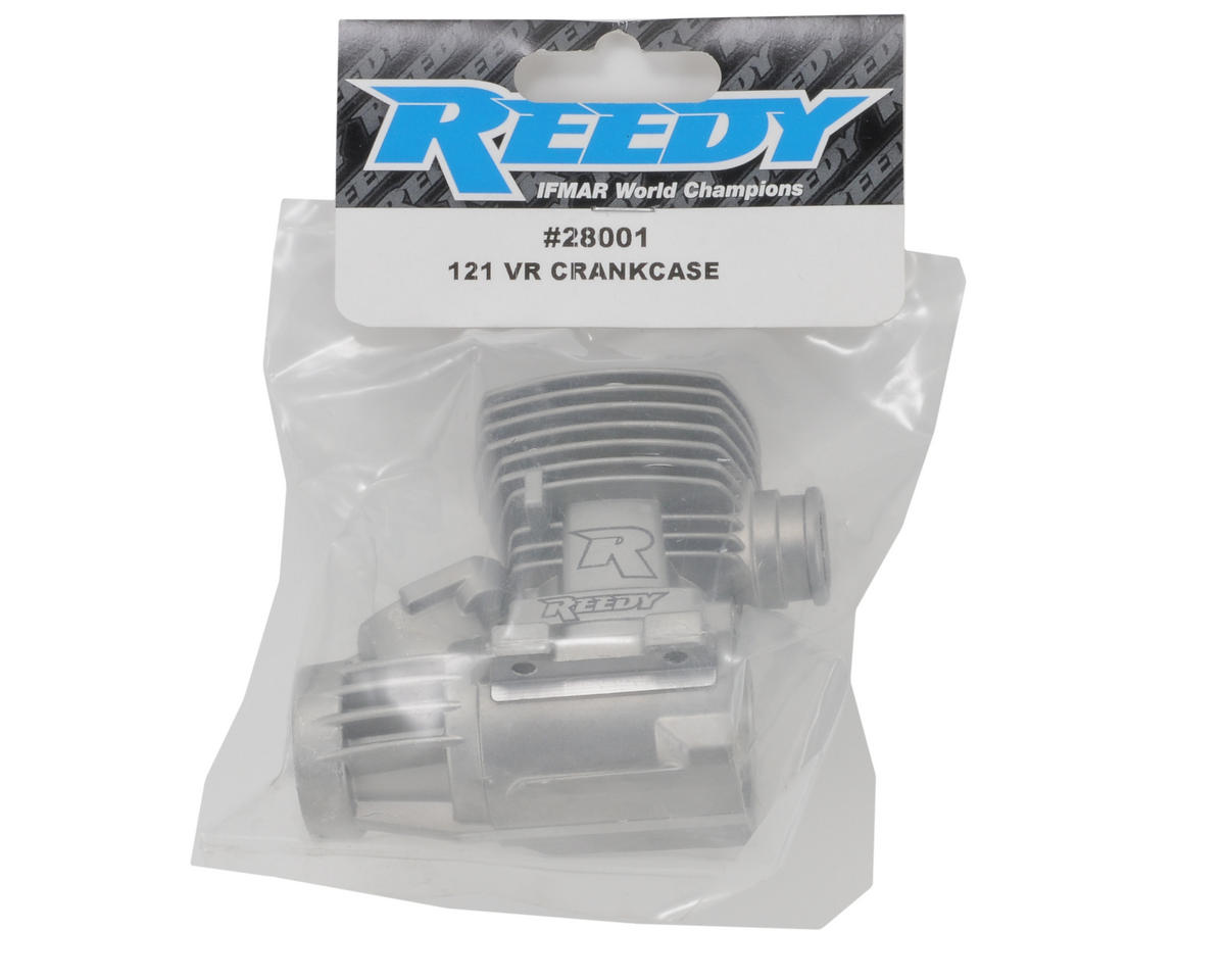 Reedy Engine Crankcase
