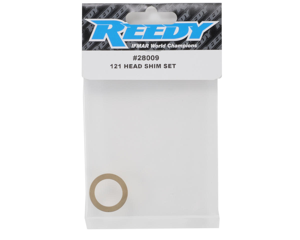 Reedy Head Shim Set