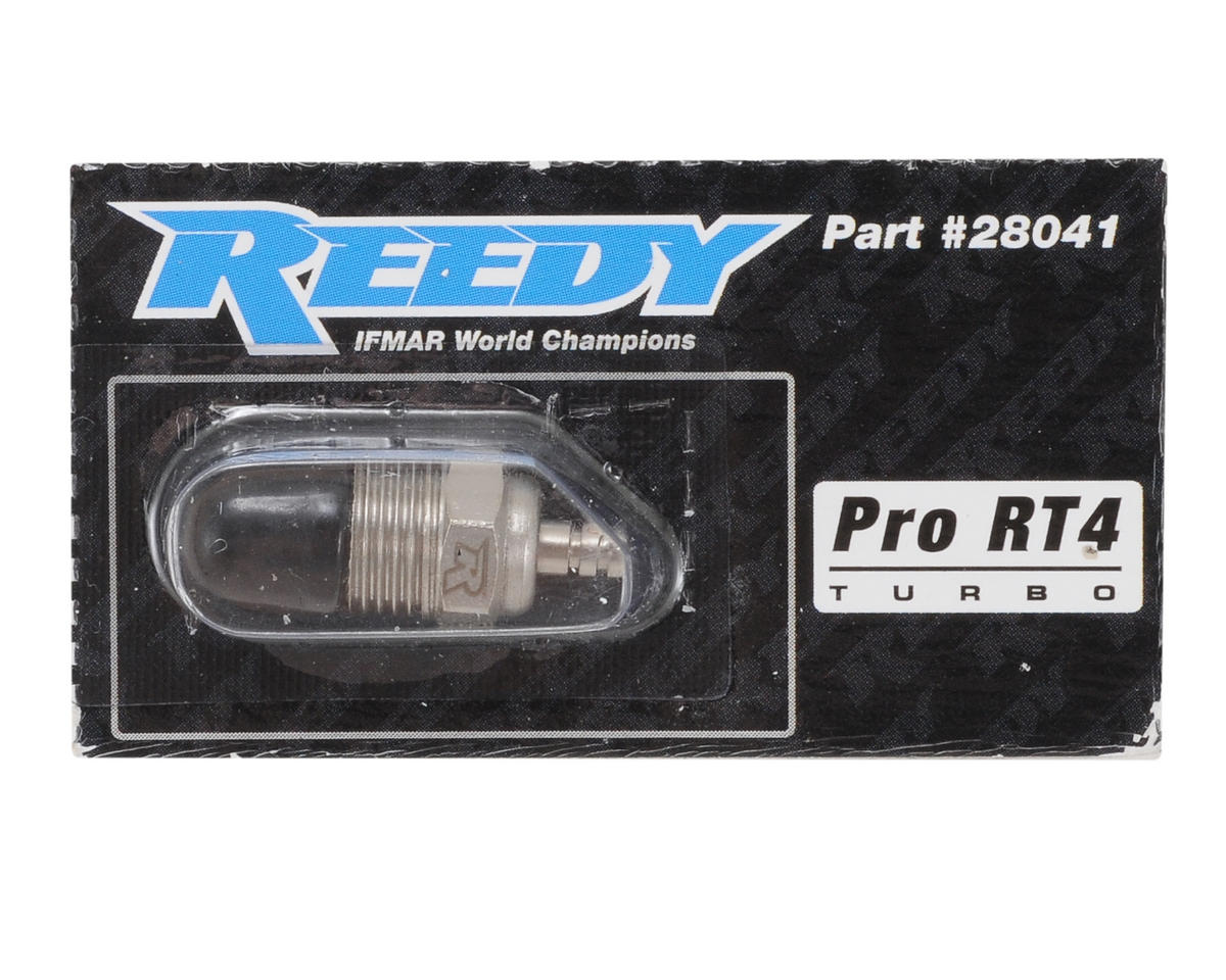 Reedy RT4 Turbo Glow Plug (Hot) (Team Associated 121VR)