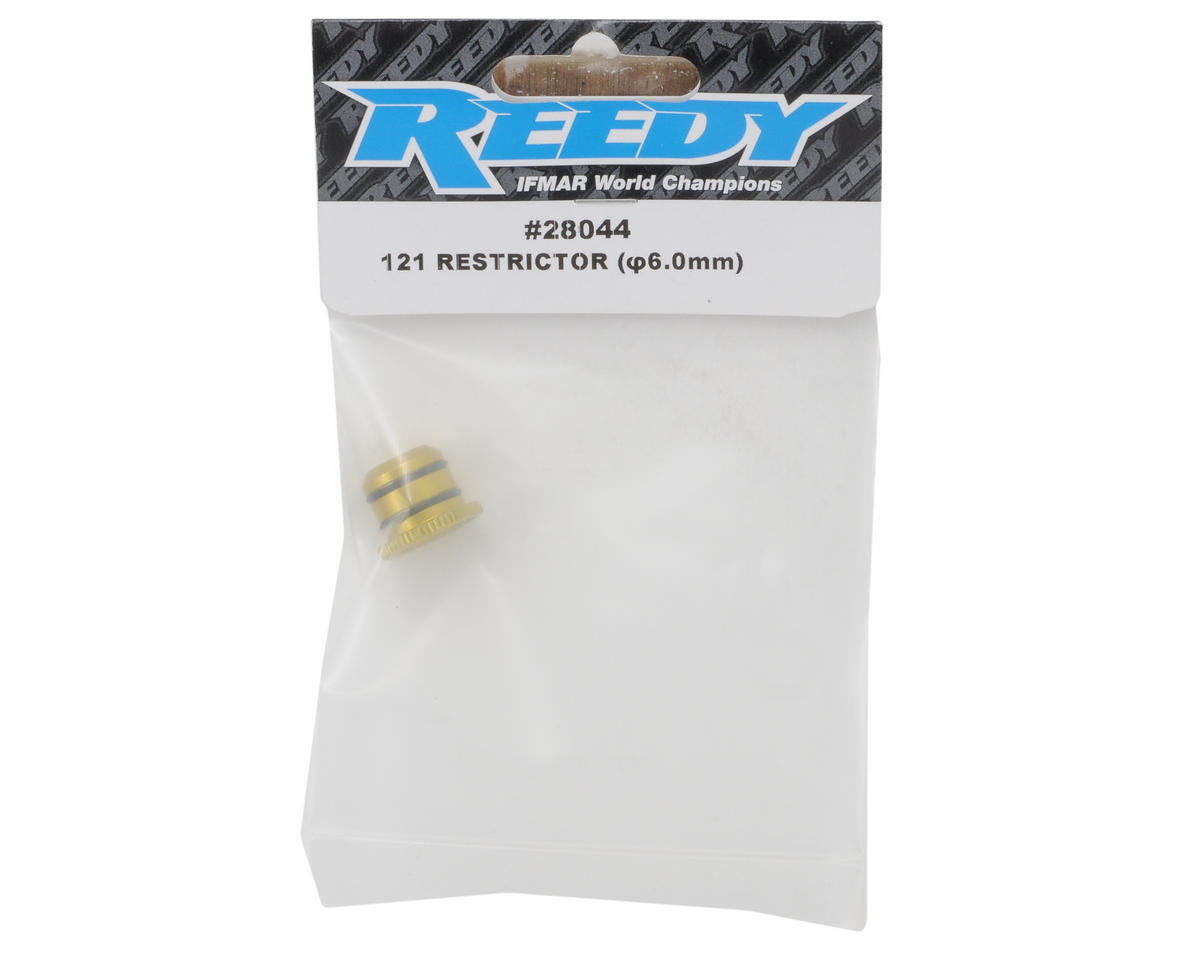 Reedy 6.0mm Carburetor Restrictor