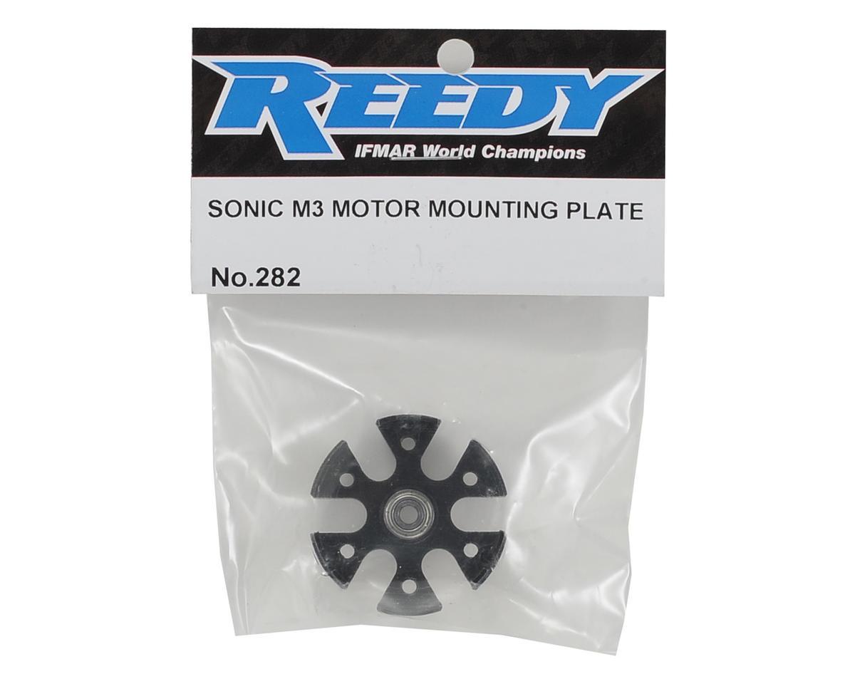 Reedy 540-M3 Short Stack Motor Mounting Plate w/Bearing