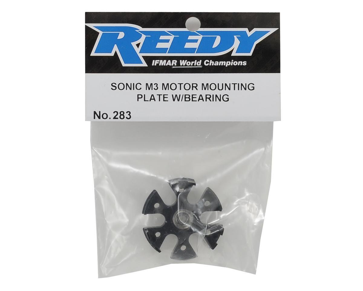 Reedy 540-M3 Motor Mounting Plate w/Bearing