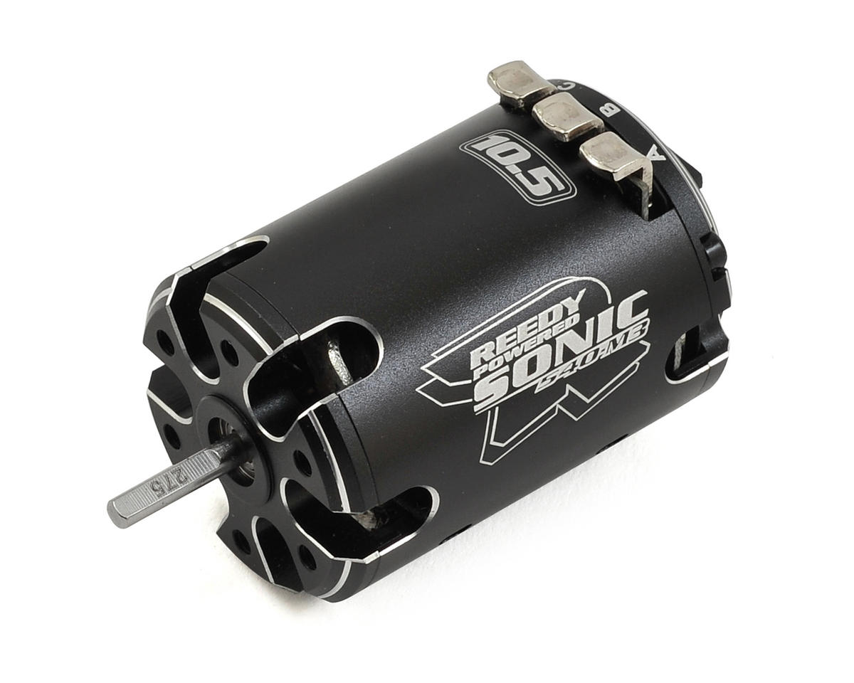 Reedy Sonic 540-M3 Spec Short Stack 1S Brushless Motor (10.5T)