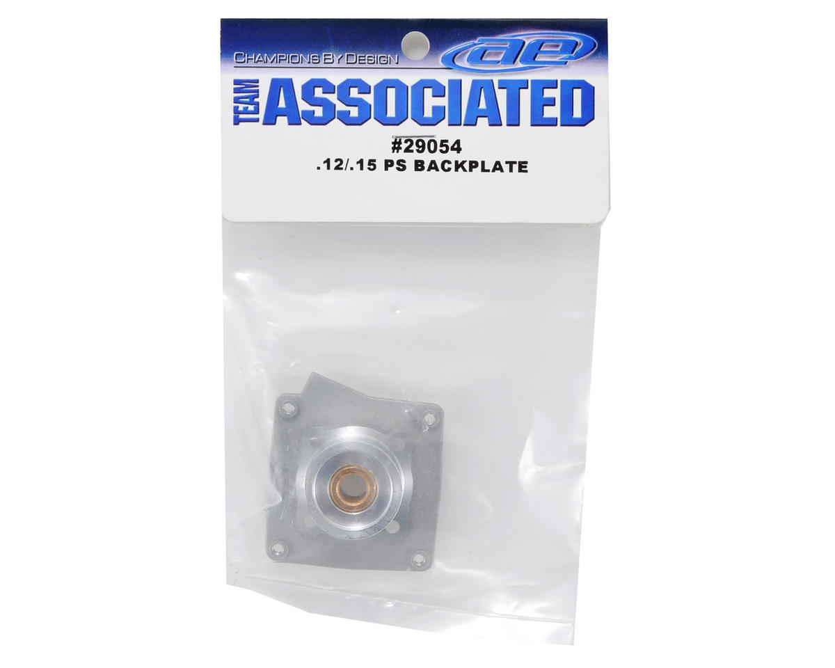Team Associated .12/.15 Pull Start Backplate