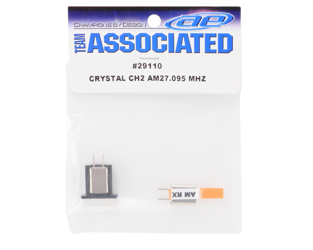 Team Associated Crystal Set (CH3 Orange) (XP3)