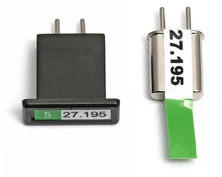 Team Associated Crystal Set (CH5 Green) (XP3)