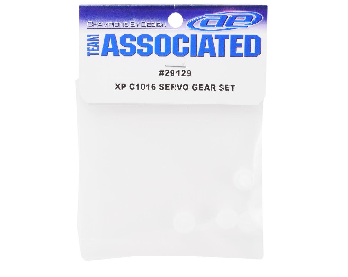 Team Associated XP C1016 Servo Gear Set