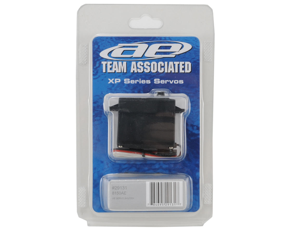 "Team Associated SHV1504 ""High Voltage"" Servo"