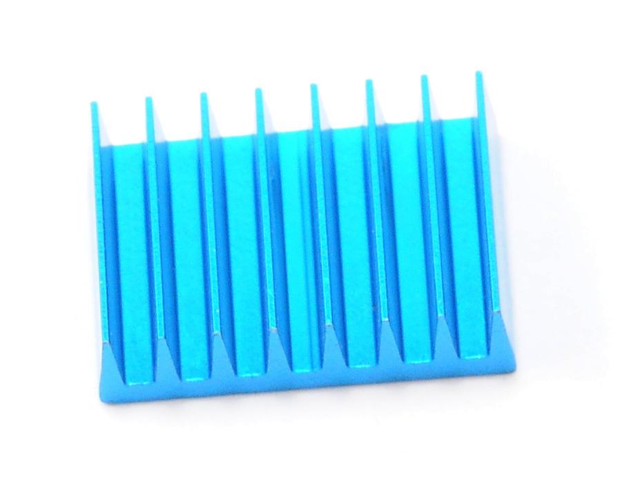 Team Associated Factory Team Speed Control Heatsink (Blue)