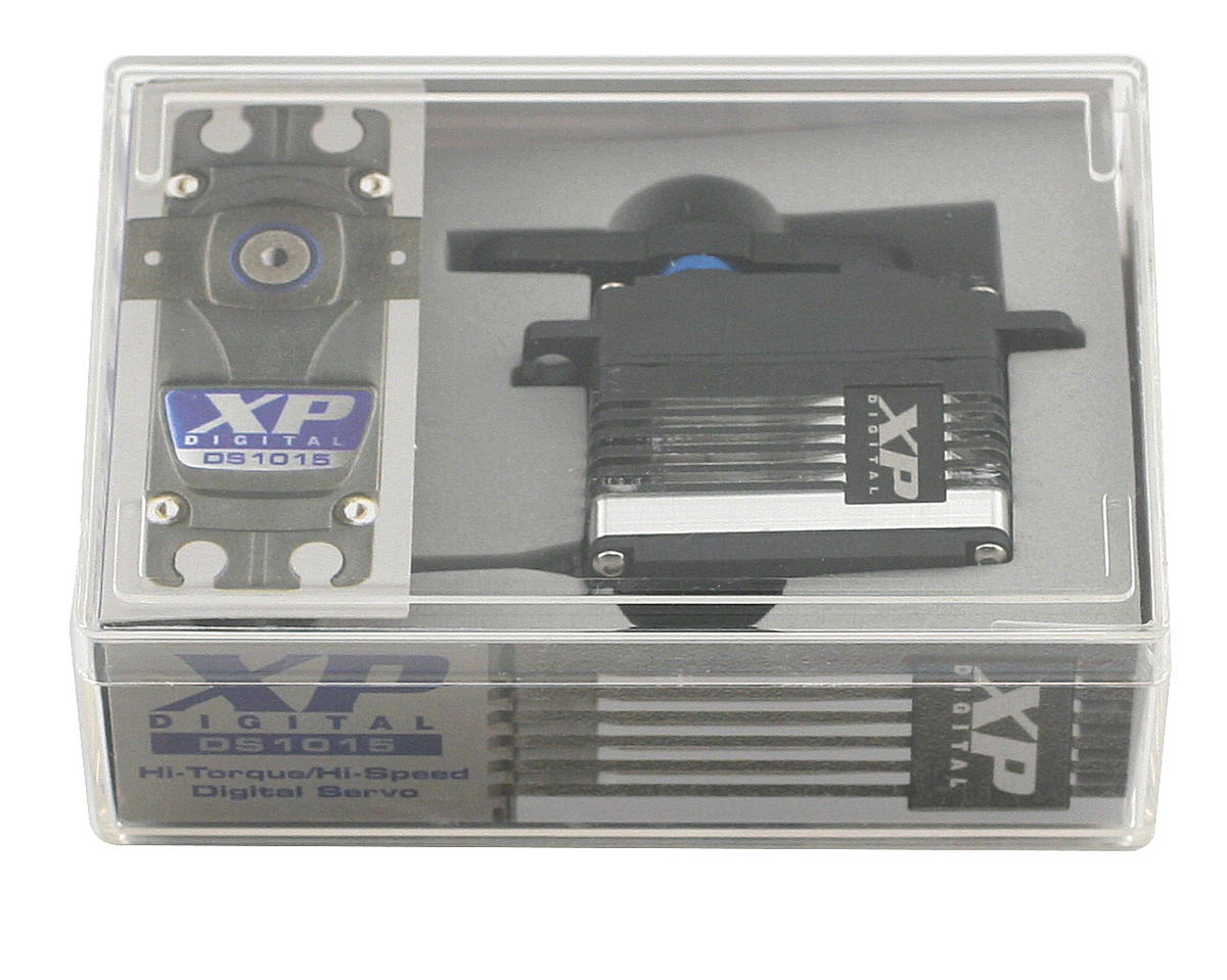 Team Associated DS1015 High Torque/Speed Digital Servo w/Heatsink