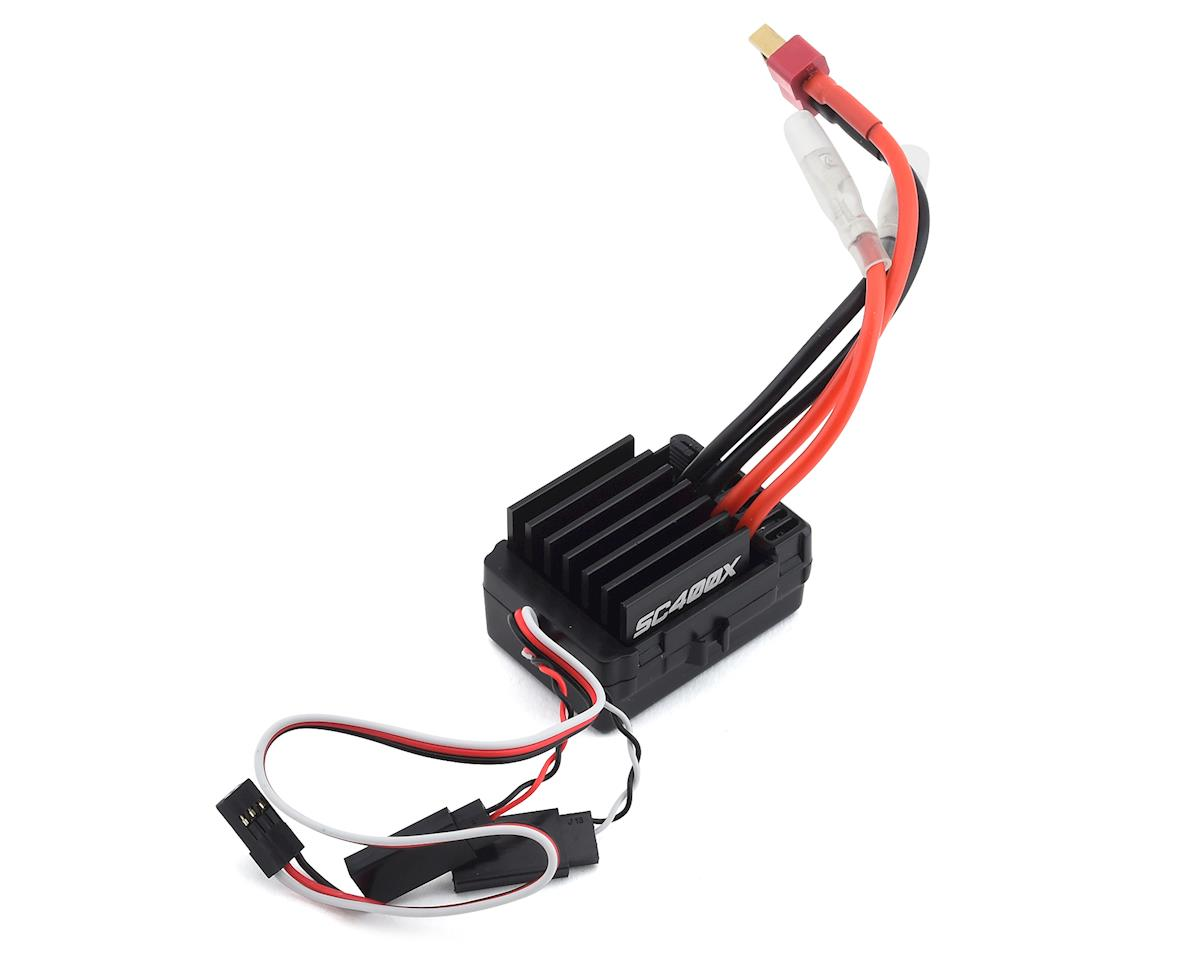 Reedy SC400X 1/10 Scale Brushed Crawler ESC (Element RC Enduro)