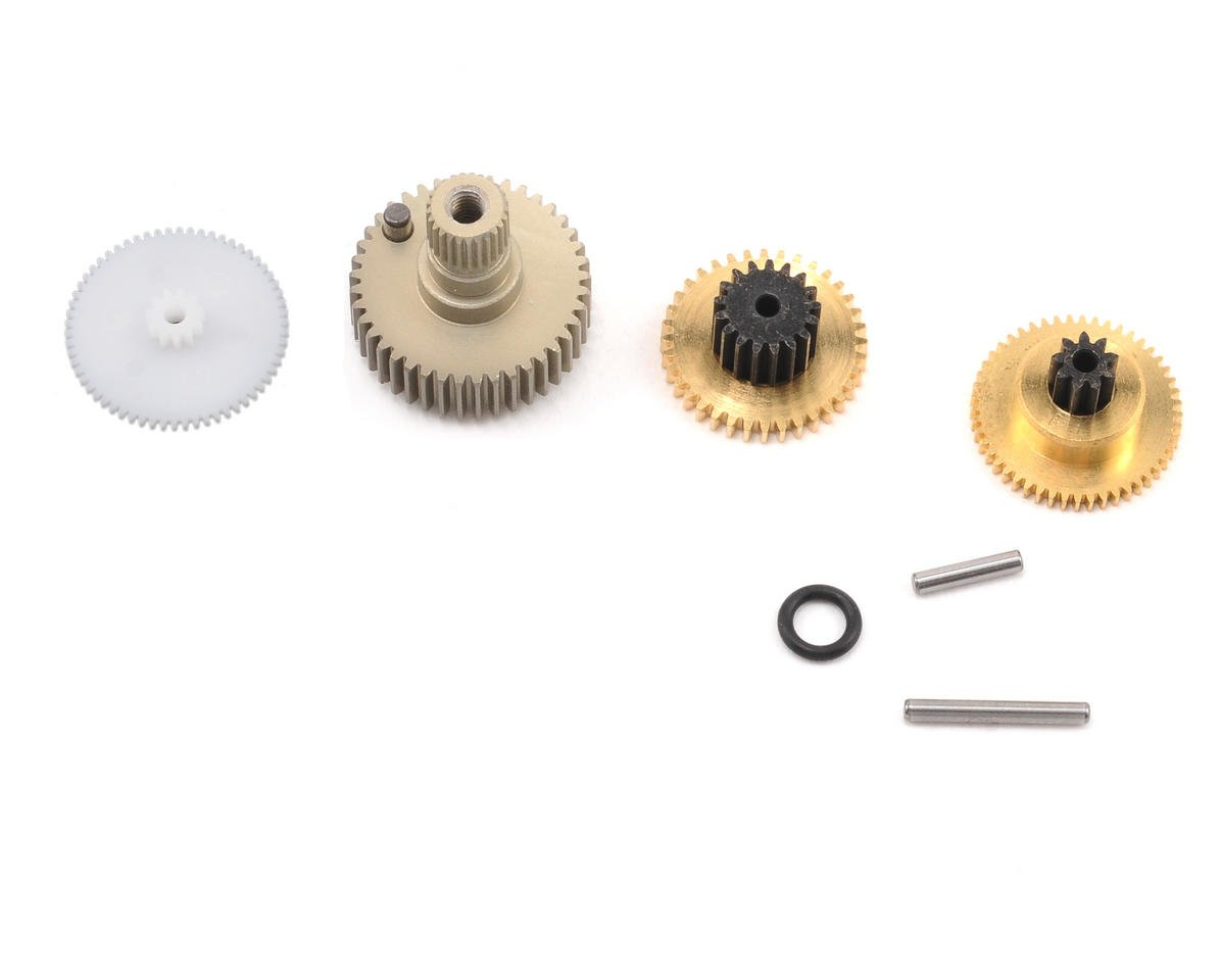 Team Associated DS1015 Servo Gear Set