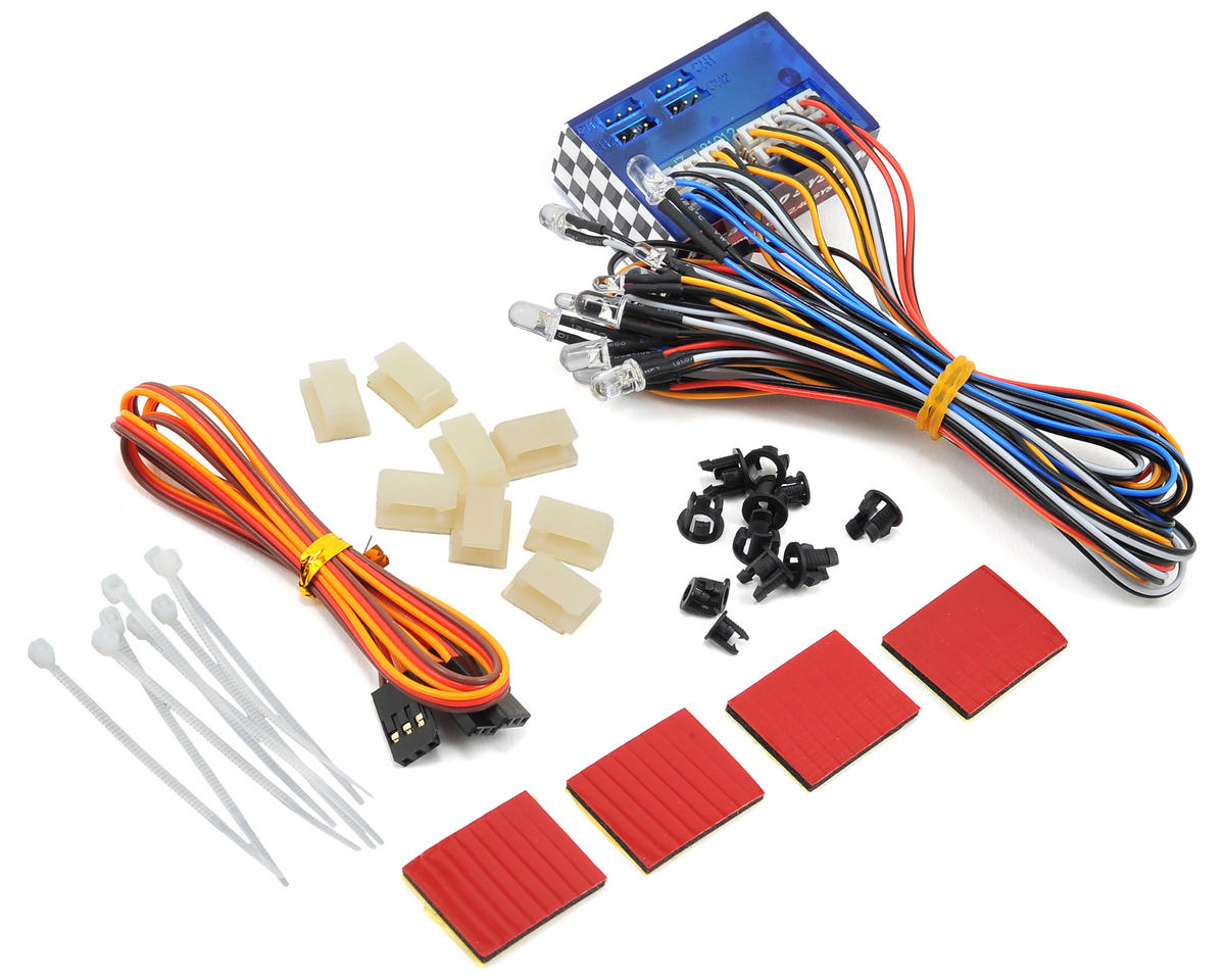 Team Associated Apex XP LED R/C Light Kit